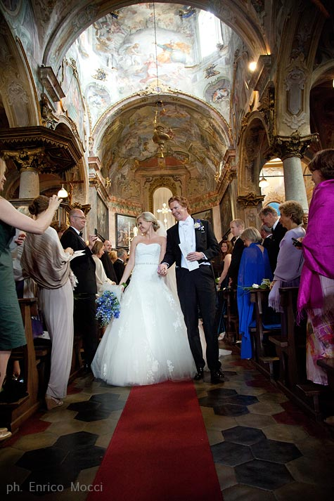 wedding-to-Assunta-Church-in-Orta