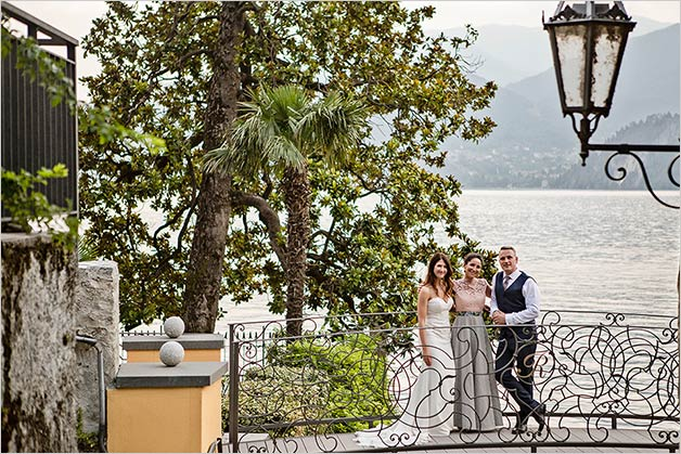 Alessandra Fabi lake Como wedding planner