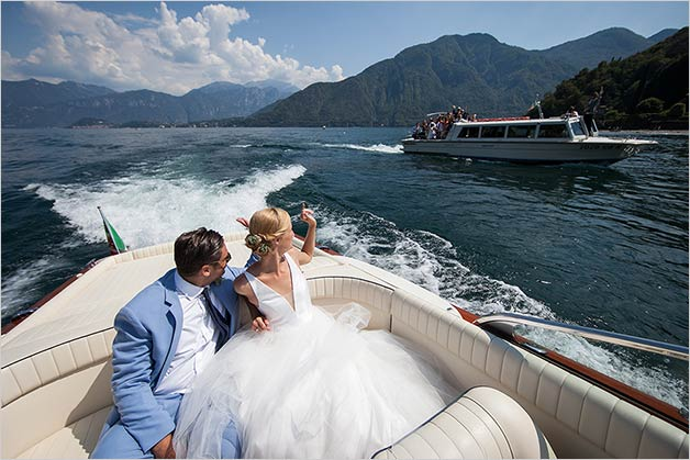 Why getting married on Lake Como?