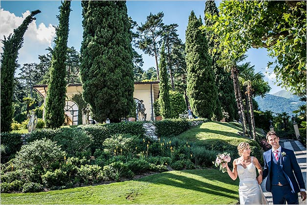 Lake Como Breath-taking wedding location