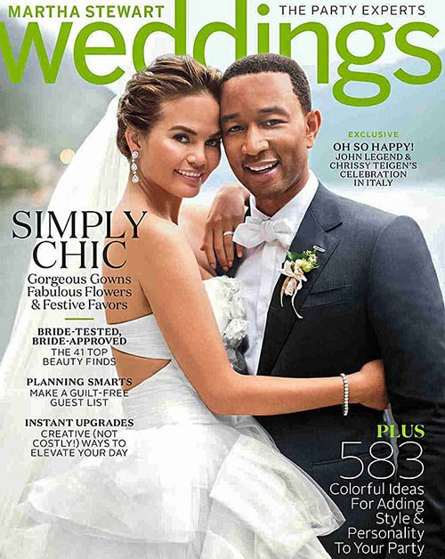 John Legend and Chrissy Teigen's wedding on Lake Como