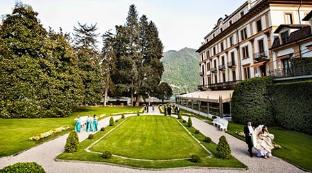 Elannie and Peter's wedding – Lake Como