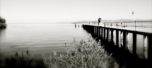 Wedding on Lake Trasimeno