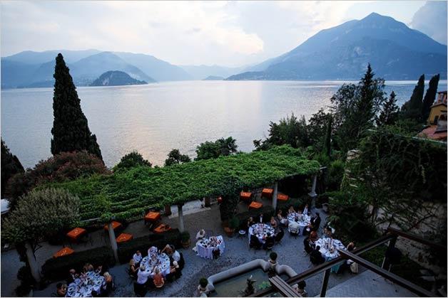 Villa Cipressi wedding Varenna lake Como