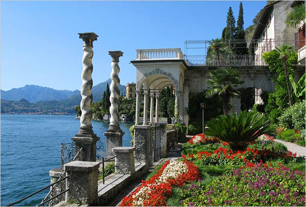 Villa Monastero wedding in Varenna lake Como