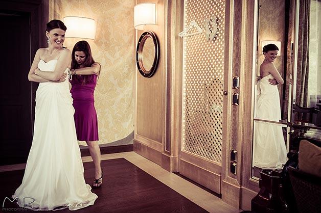 Resort wedding Lake Como