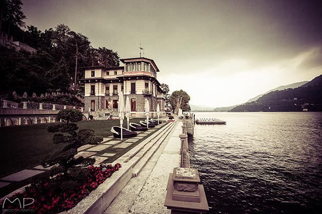 Casta Diva Resort wedding lake Como