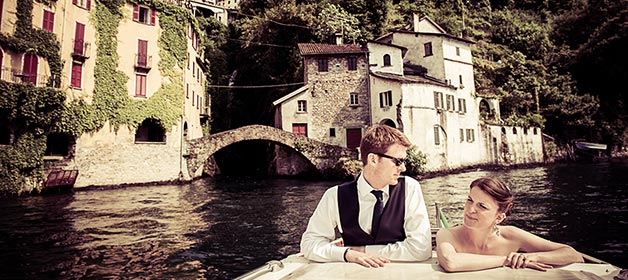FROM PARIS TO LAKE COMO for a wedding… AVEC AMOUR!