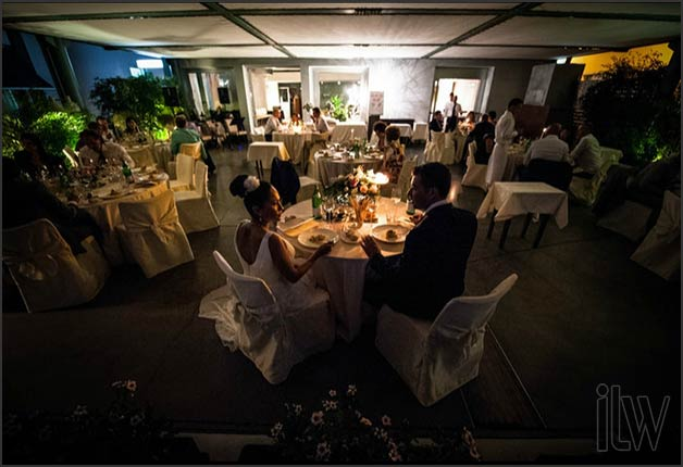 wedding reception venues in Sirmione