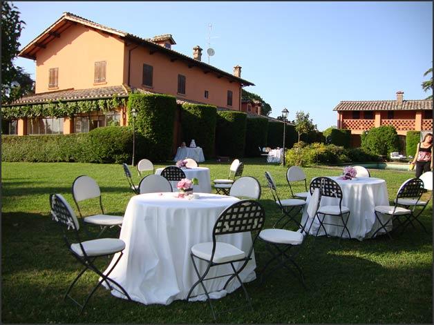 wedding at Borgo Le Grazie in Bracciano