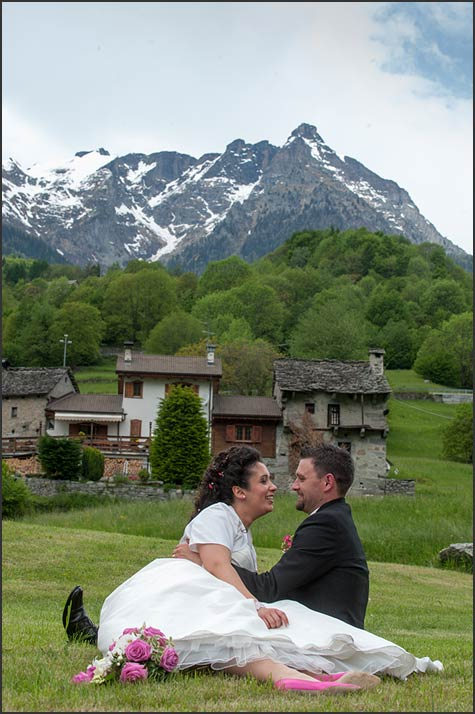 country wedding in Ossola Valley