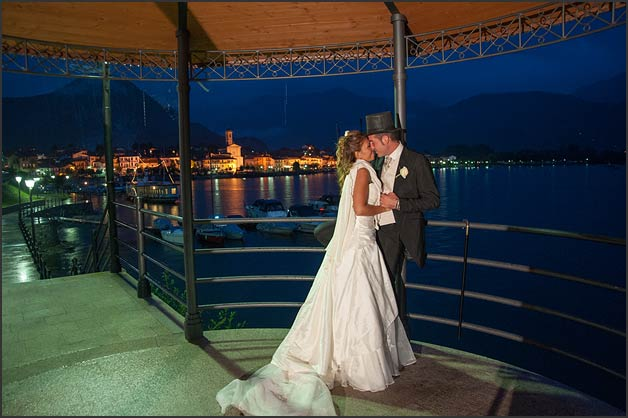 wedding photographer in Feriolo lake Maggiore
