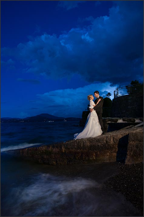 wedding photographer in Stresa