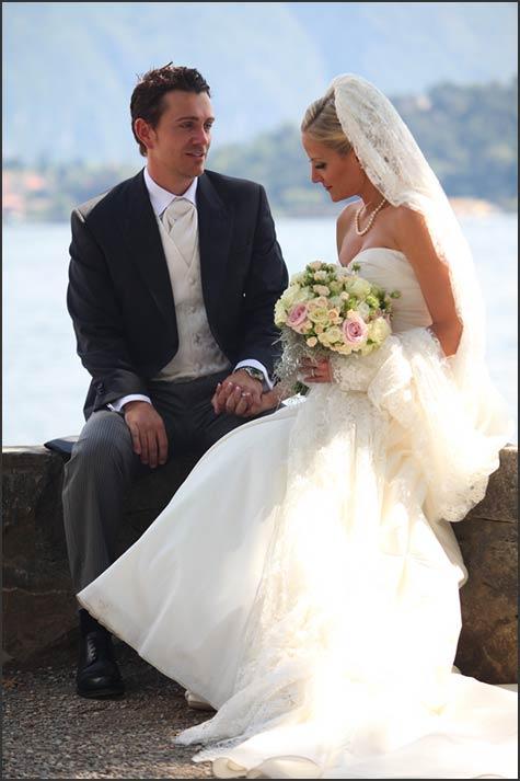 Italien-Brautkleid
