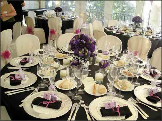 Richtiges planen der hochzeitsdekoration in italien Hochzeitsdekoration