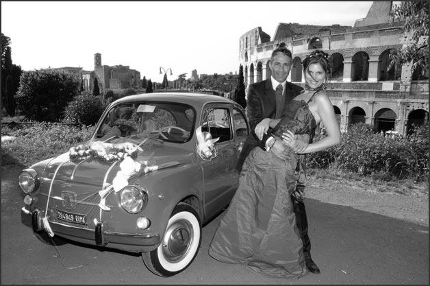 Hochzeit in Roma