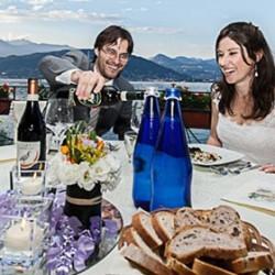 From Brazil to Pescatori Island on Lake Maggiore