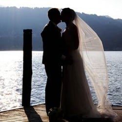 A Romantic Wedding overlooking Lake Orta
