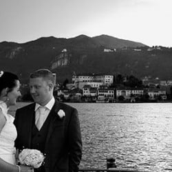 A great week on Lake Orta, Lake Maggiore and Lake Mergozzo » Our Just Married couples!