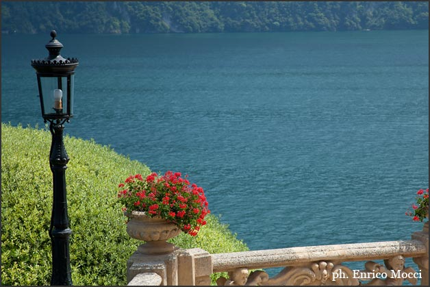 Reception At Villa Carlotta Lake Como