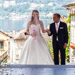 A SUPER WEEK on Italian Lakes » our Just Married couples!