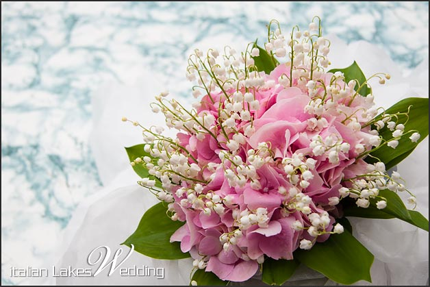 Silk Flowers Of The Month From Bloom Delicate Peony And Lily Valley Flower Arrangements