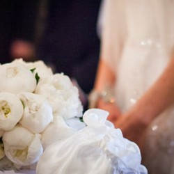 Just Married on Lake Orta » Peonies and Freesias for some late spring weddings!