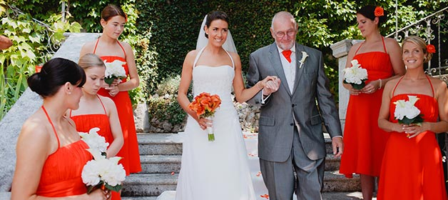 Four weddings, four dreams come true at Villa Varenna