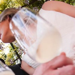 A Wedding in the Vines in true Italian style