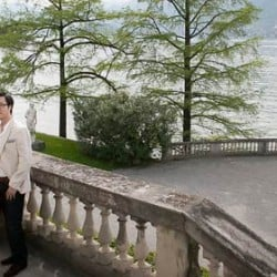 An Engagement Session on Lake Como