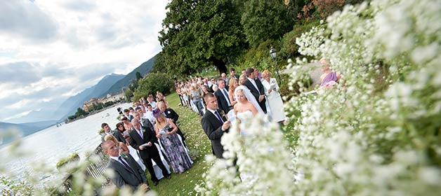 A Wedding at Villa Rusconi Clerici