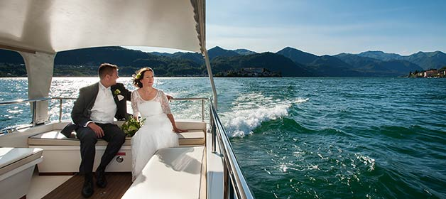 Another great week of wedding on Italian Lakes