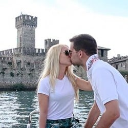 An Engagement Video Session on Lake Garda