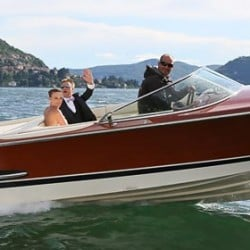 Feeling like a MOVIE STAR on Lake Como