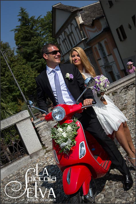 Vespa-wedding-Lake-Orta-Italy