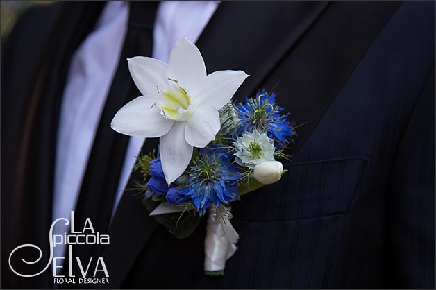 buttonhole-blue-flowers-eucharis-nigella