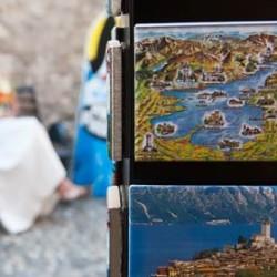 Jacki and David's wedding in Malcesine on Lake Garda