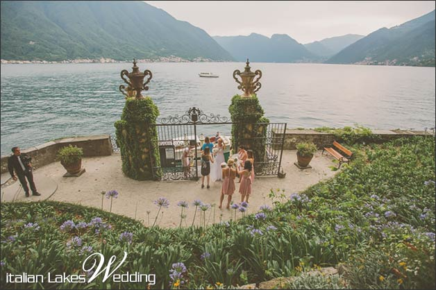 wedding villa balbianello lake como