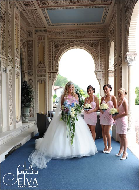 wedding at Hotel Villa Crespi lake Orta