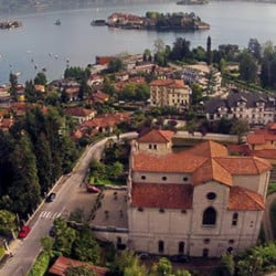 Wedding Ceremonies » Carciano Church on Lake Maggiore