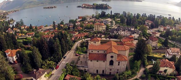 Wedding Ceremonies » Carciano Church on Lake Maggiore