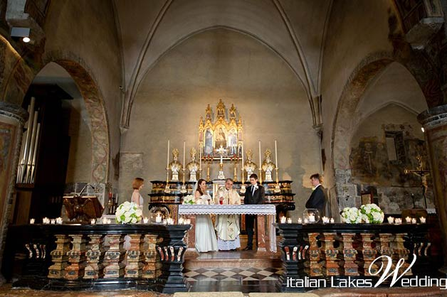 catholic-wedding-ceremony-Varenna-lake-como