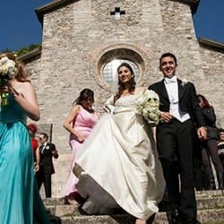 How to get married with a catholic ceremony on Lake Como