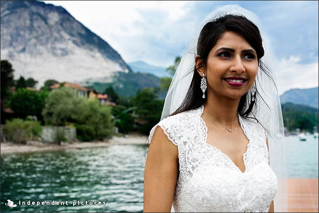 Indian Wedding On Lake Maggiore Italy
