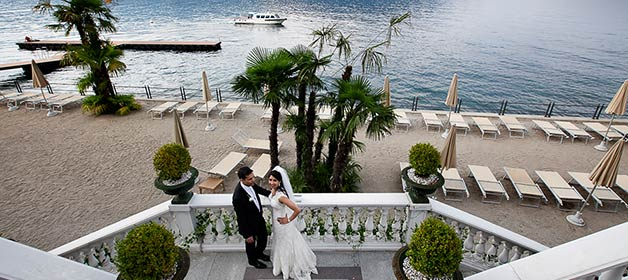 An Indian Wedding on Lake Maggiore