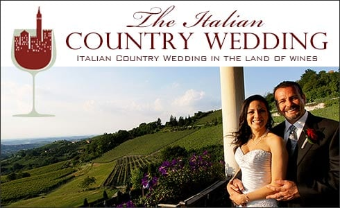 country weddings in Italy