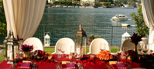 Unconventional details for your wedding day on Lake Como