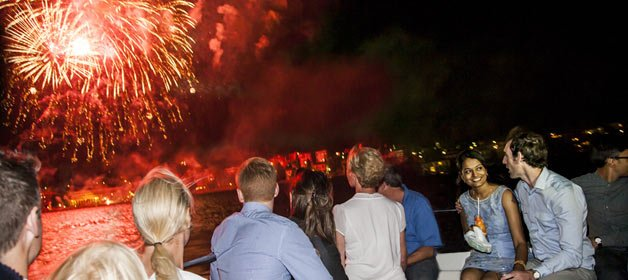 Fireworks over Lake Orta: a great show you cannot miss!