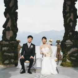 A romantic elopement on Lake Como shores