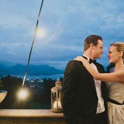 A Refined Country Chic Wedding in a Villa on Lake Maggiore
